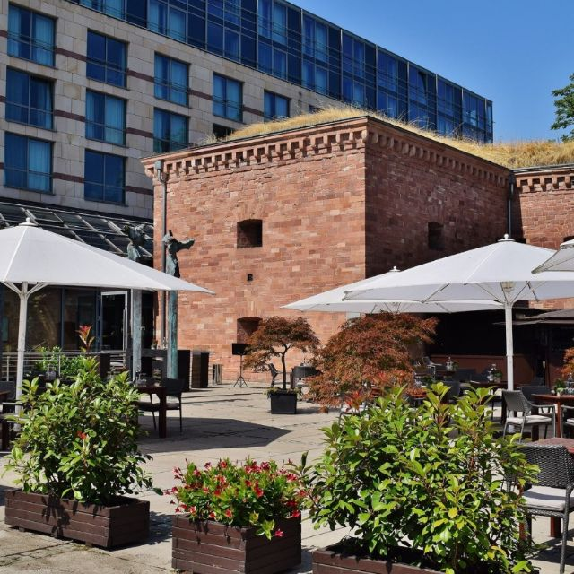 Bellpepper Hyatt Regency Mainz, Mainz, RP
