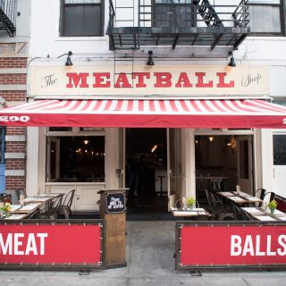 A photo of The Meatball Shop - Chelsea restaurant