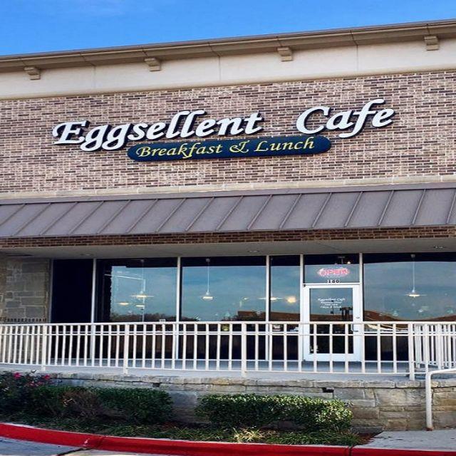 Eggsellent Cafe II, Dallas, TX