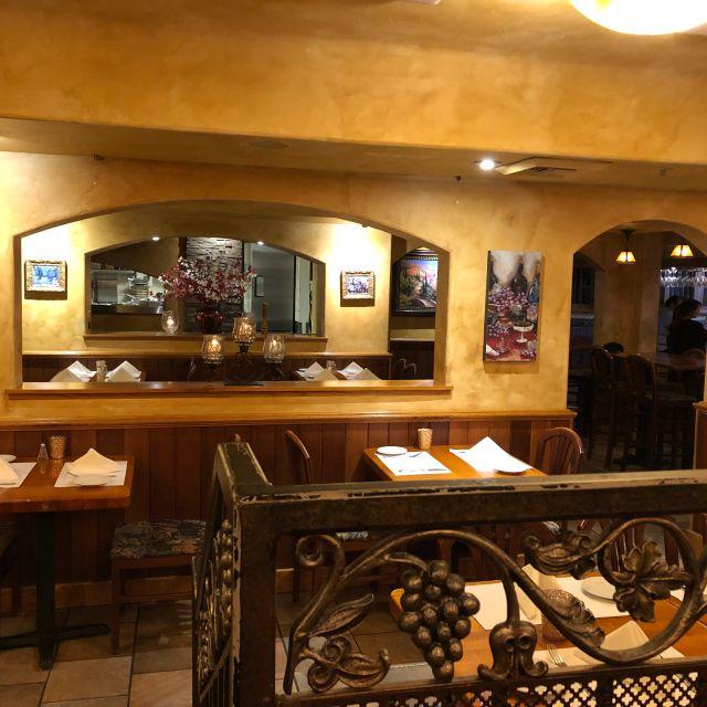 Wine Cellar Restaurant, Los Gatos, CA