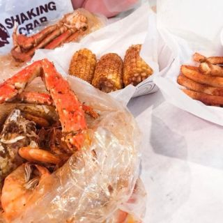 Shaking Crab - Cliftonの写真