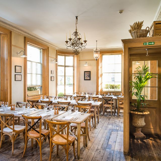 Main Dining Room - The Orange, London