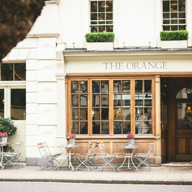 The Orange, London