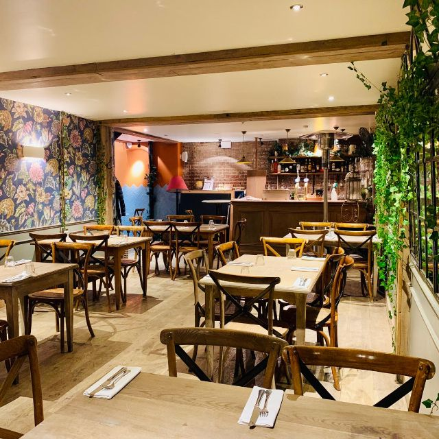 Pimlico Room - The Orange, London