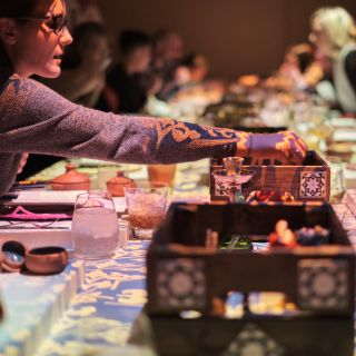 Le Petit Chef™ 3D Dining Experience at Copia