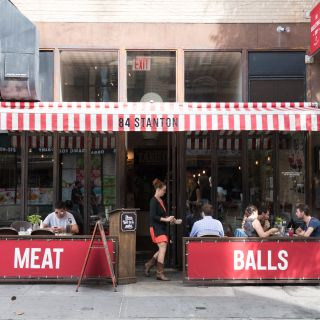Una foto del restaurante The Meatball Shop - Lower East Side