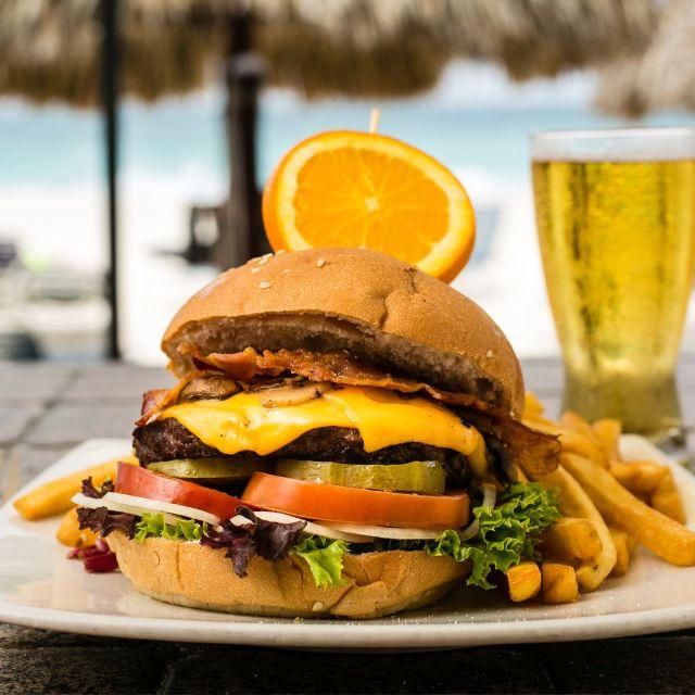 Matthew's Beachside Restaurant, Oranjestad, Aruba