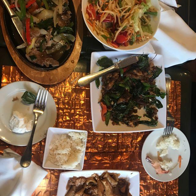 Royal Thai Cuisine & Bar, Washington, DC