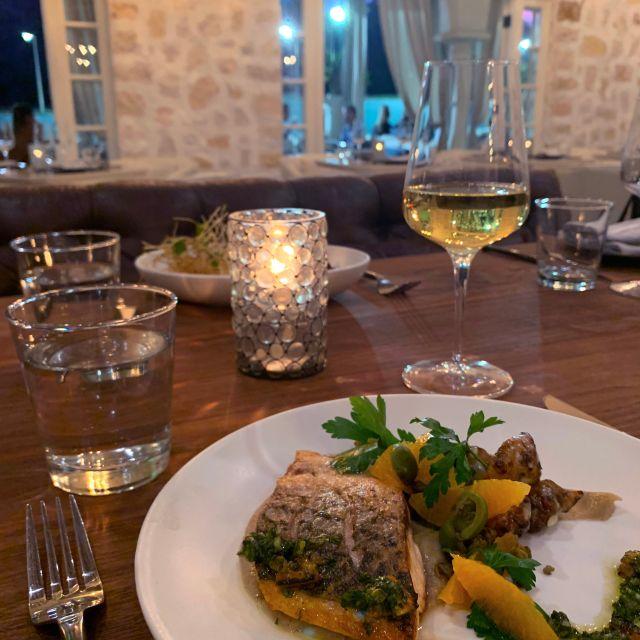 Santuari Fish - Santuari Restaurant, Los Angeles, CA