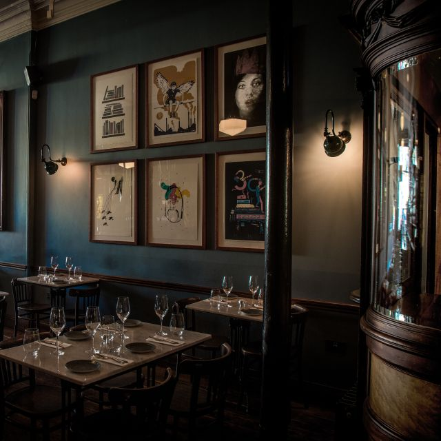 Delahunt – The Restaurant, Dublin, Co. Dublin