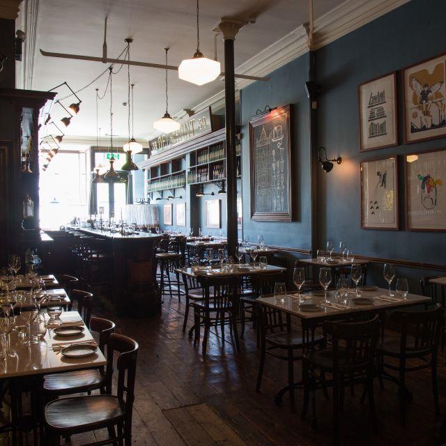 . - Delahunt – The Restaurant, Dublin, Co. Dublin
