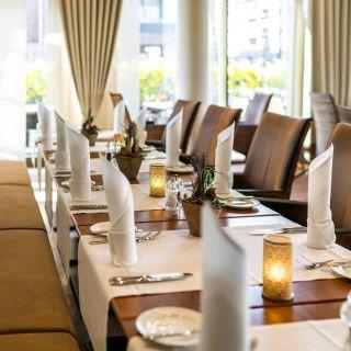 Foto von Brasserie im Hanseatischen Hof Restaurant