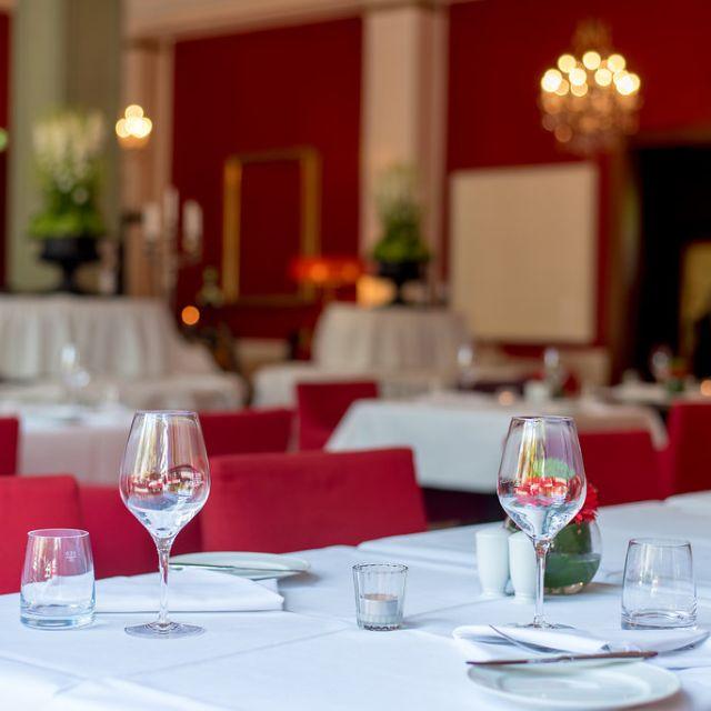 Restaurant Weinrot, Berlin