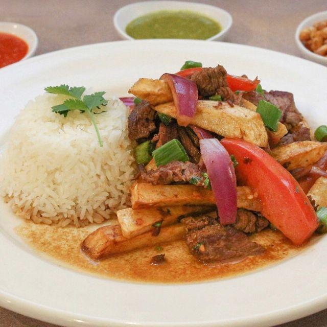 Mr Kano Peruvian Restaurant, Santa Clara, CA
