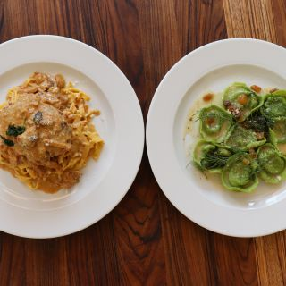 Foto von Pasta Pop Up Restaurant