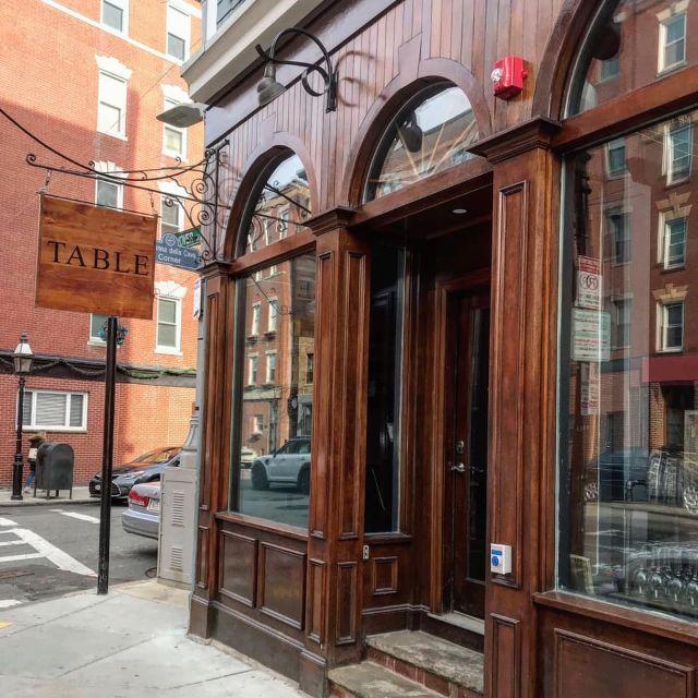 Table, Boston, MA