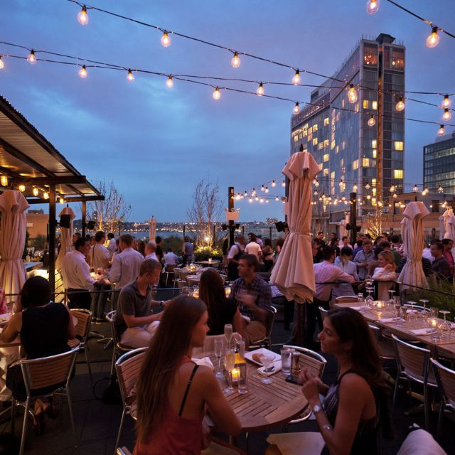 Stk Rooftop Restaurant New York Ny Opentable