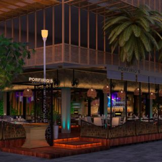 Foto von Porfirio's - Playa del Carmen Restaurant