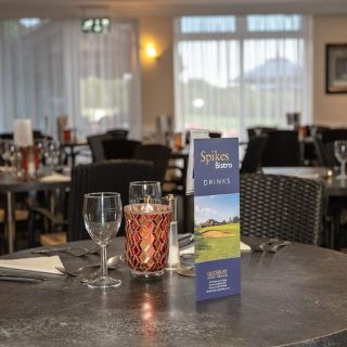 Spikes Bistro at Dudsbury Hotel, Golf Club & Spa