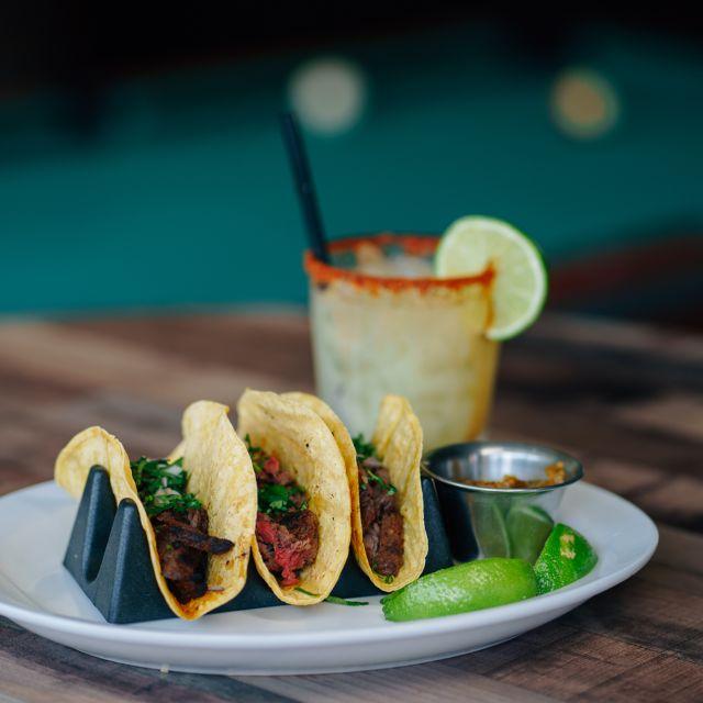 Tacos - Bison Bar & Grill, Dallas, TX