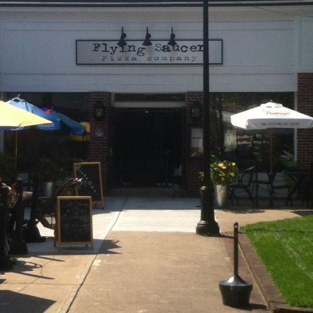 Flying Saucer Pizza Company, Salem, MA
