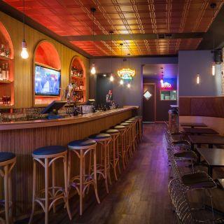 A photo of The Silverlake Social restaurant