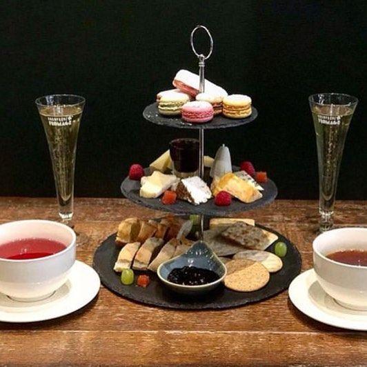 Afternoon Tea at Comptoir+Cuisine, Bath, North Somerset