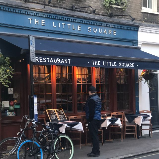 The Little Square, London