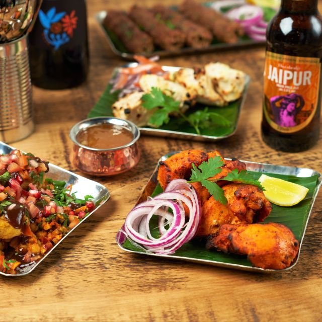Kebab Platter - Patri Hammersmith, London