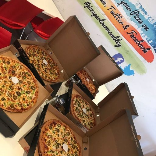 Pizza Parlour Wembley, Wembley, Middlesex