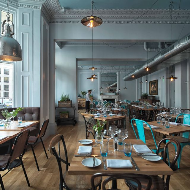Van Scoff Bar P - Scoff & Banter - Kensington, London