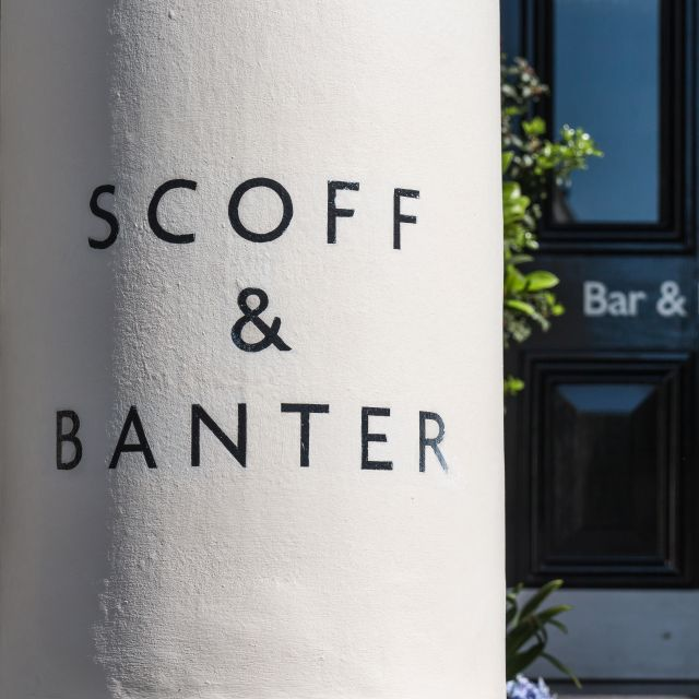 Scoff & Banter Exterior - Scoff & Banter - Kensington, London