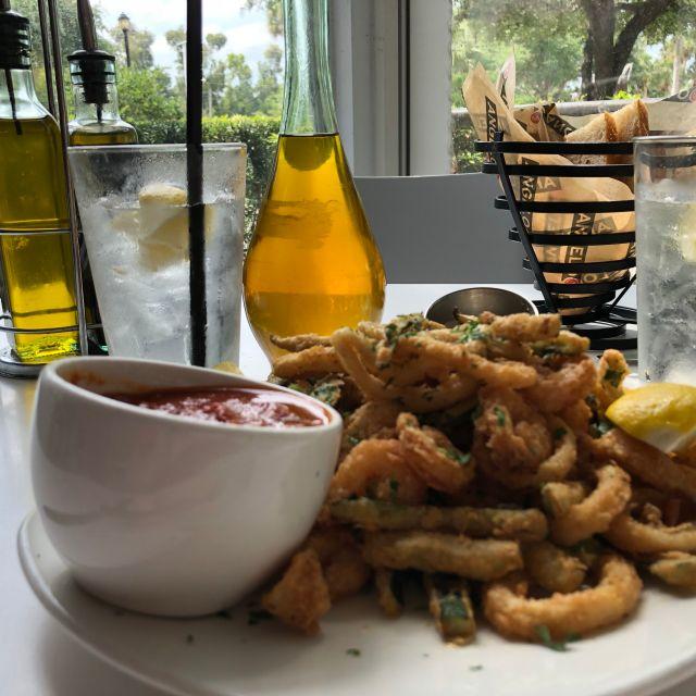 Angelo Elia Pizza, Wine Bar and Tapas - Delray Beach, Delray Beach, FL