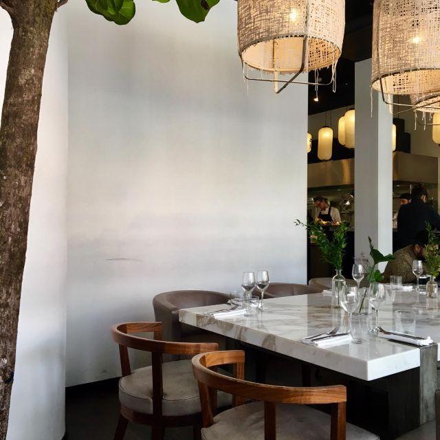 Angelina Restaurant, London