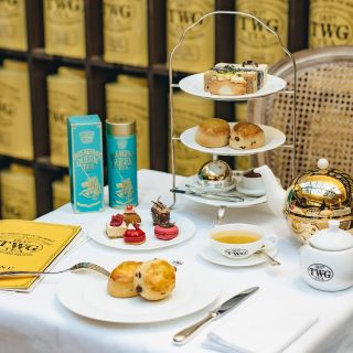 A photo of TWG Tea Leicester Square restaurant