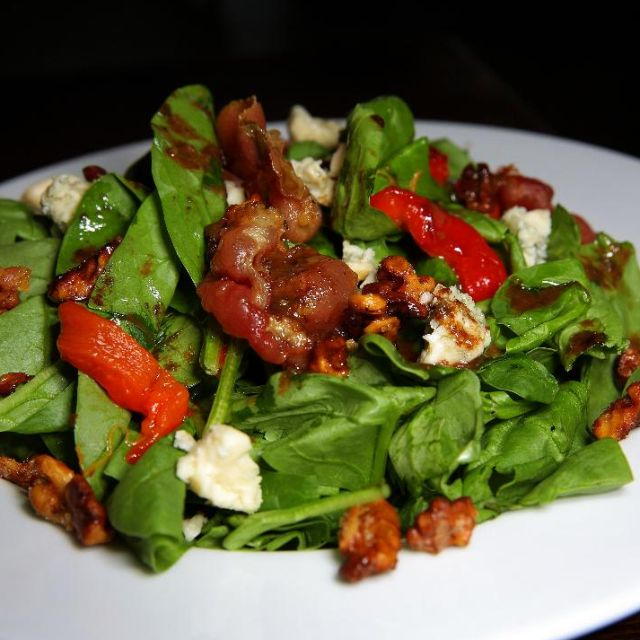 Spin+salad+ - MaGia's Friendly Italian, Allentown, PA