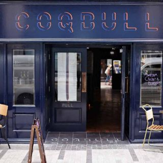 A photo of Coqbull restaurant