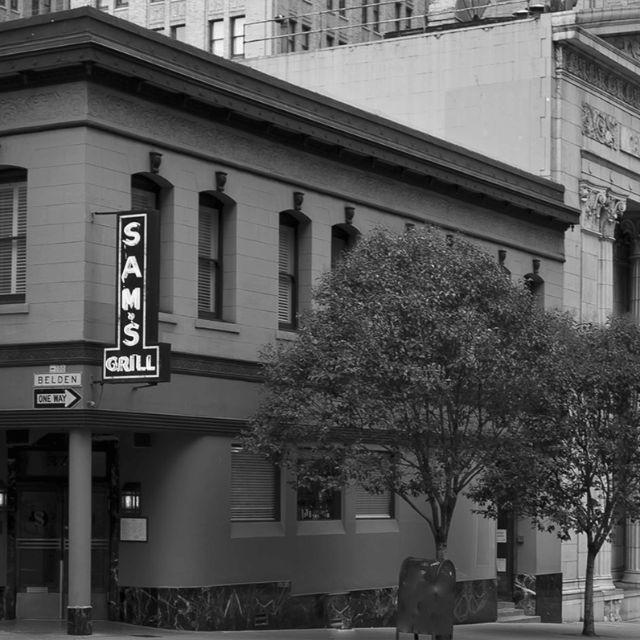 Sam's Grill & Seafood Restaurant, San Francisco, CA