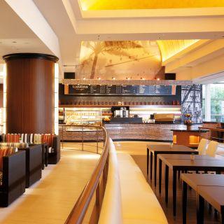 A photo of Cafe Toastina - Sheraton Grande Tokyo Bay Hotel restaurant