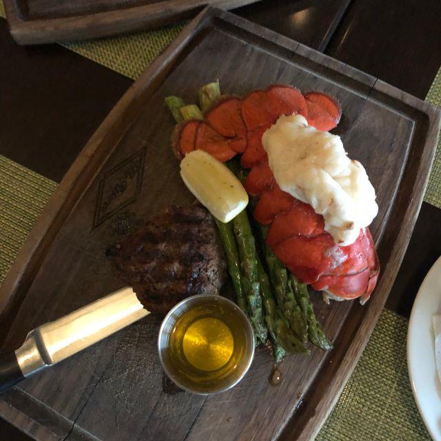 The Reserve Steak House, Jekyll Island, GA