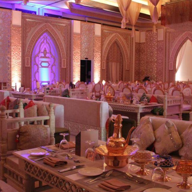 Iftar at Shahrazad Tent, Doha, Doha