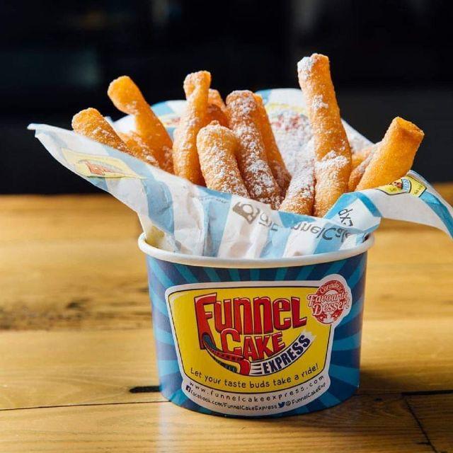 Funnel Cake Express, Toronto, ON