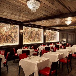 A photo of La Storia restaurant
