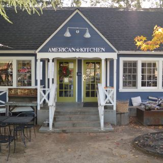 A photo of American Kitchen restaurant