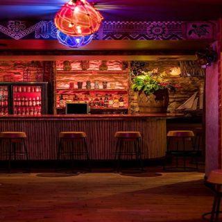 Tiki Tango Hideaway Oasis