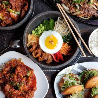 A photo of Buk Chon Korean Cuisine restaurant