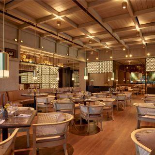ATAS Modern Malaysian Eatery at The RuMa Hotel and Residences