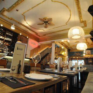 A photo of Kassap Meat House restaurant