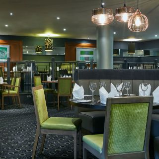 The Green Room at Crowne Plaza Belfast
