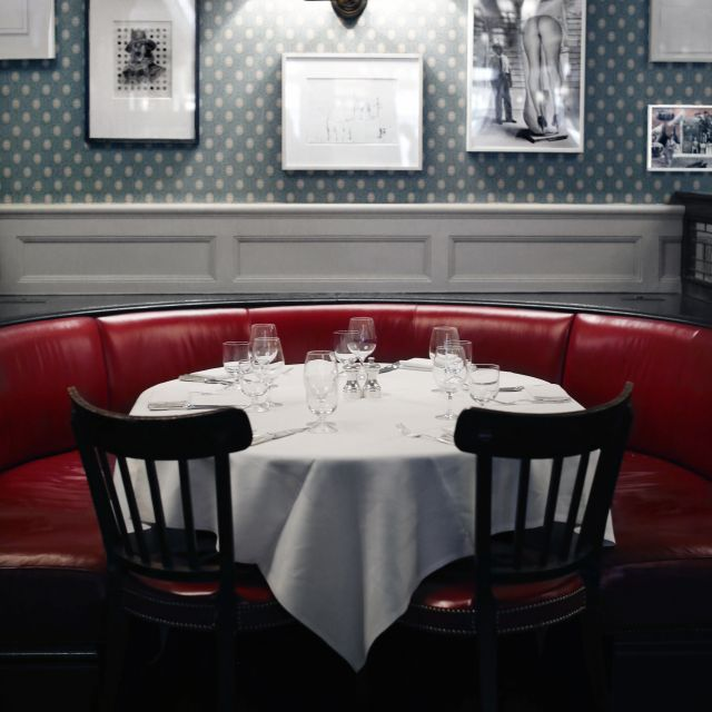 Dean Street Townhouse, London